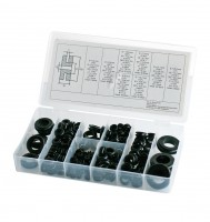 Durchgangstüllen-Sortiment, 180 tlg., BOX-DT180