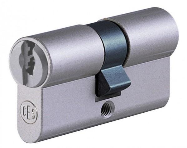 CES 810 DU Sicherheitszylinder mit N+G inkl. 5 Schlüssel