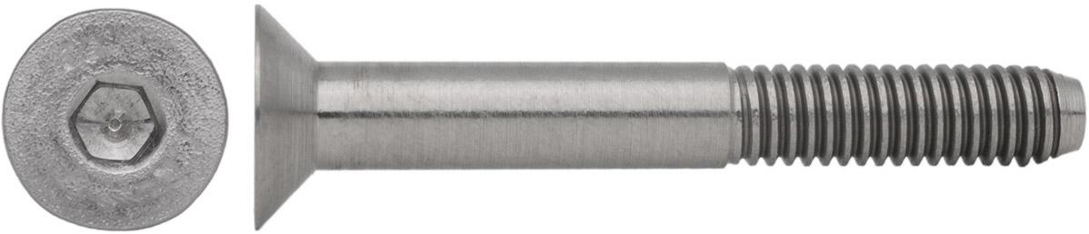 Titan Schraube M3 x 35 Senkkopf DIN 7991 Grade 5