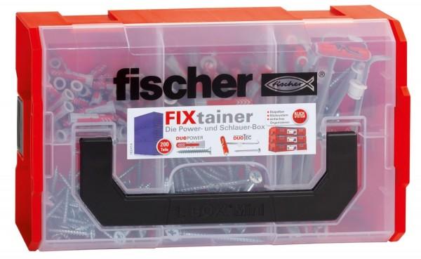 Fischer FIXtainer - Power- und Schlauer-Box 539868