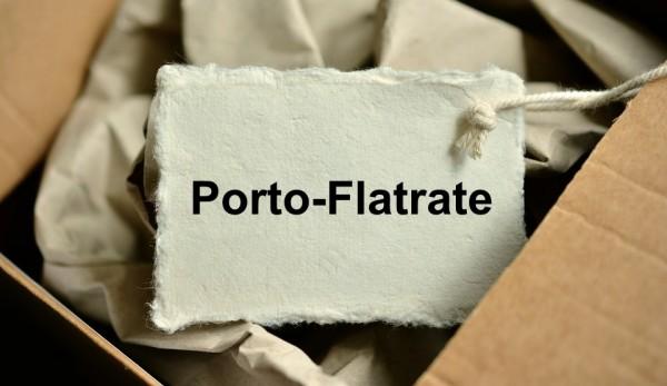 Der Schraubenladen Porto-Flatrate