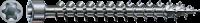 SPAX Holzbauschraube IN.FORCE Zylinderkopf 8x200, WIROX, Vollgewinde, T-STAR plus 8 x 200 mm 50 Stück