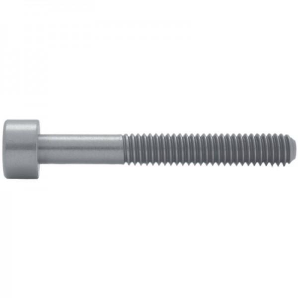 DIN 912/ISO 4762 Zylinderschraube Innensechskant Aluminium