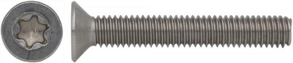 ISO 14581 Senkschraube Innensechsrund TX Titan Grade 5