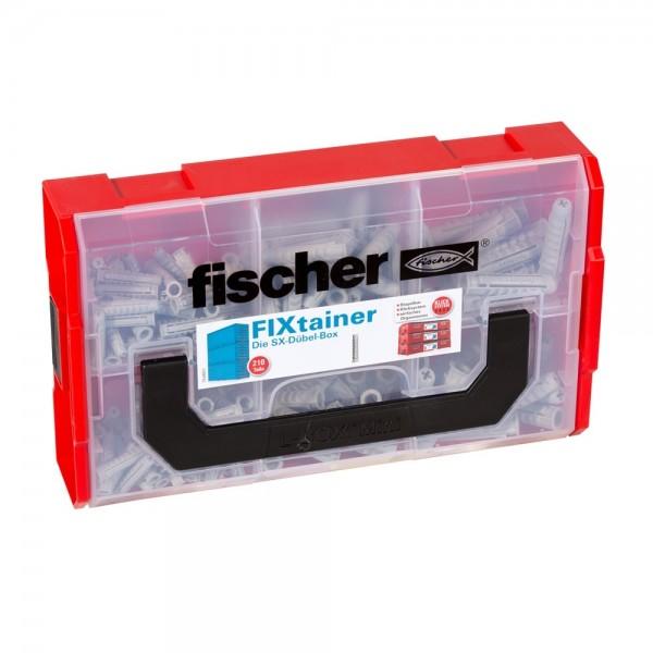 Fischer FIXtainer - SX-Dübel-Box 532892