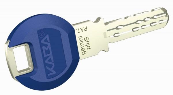 Kaba Mehrschlüssel für Zylinder gemini pluS