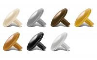SPAX Kunststoff-Abdeckkappen für Universalschraube mit Kopfbohrung