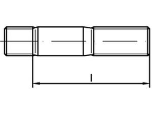 Din 939 Stiftschraube Edelstahl A4