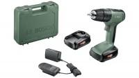 Bosch Home and Garden UniversalImpact 18, Akku-Schlagbohrmaschine 18V, 1.5Ah Li-Ion