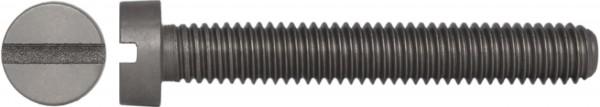 DIN 84/ISO 1207 Zylinderschraube Schlitz Titan-Schraube Grade 5