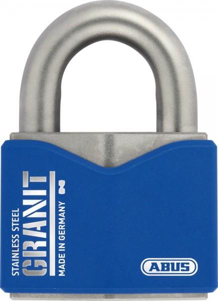 ABUS Vorhangschloss Granit 37ST/55 SZP Profil mit Sicherungskarte
