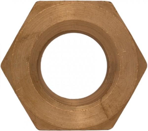 DIN 934/ISO 4032 Sechskantmutter Bronze