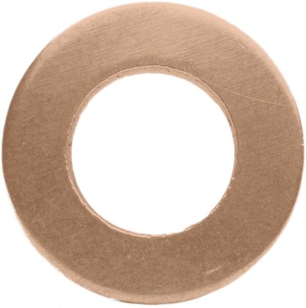 DIN 125-A/ISO 7089 Unterlegscheibe Kupfer