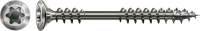 SPAX Fassadenschraube, Linsensenkkopf, Fixiergewinde, 4,5x70 mm, Edelstahl A2, T-STAR plus 4,5x70 mm 100 Stück