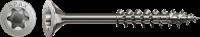 Spax Universalschraube, Edelstahl A2, 5,0x70 mm, Teilgewinde, Senkkopf, T-STAR plus 5x70 mm 100 Stück