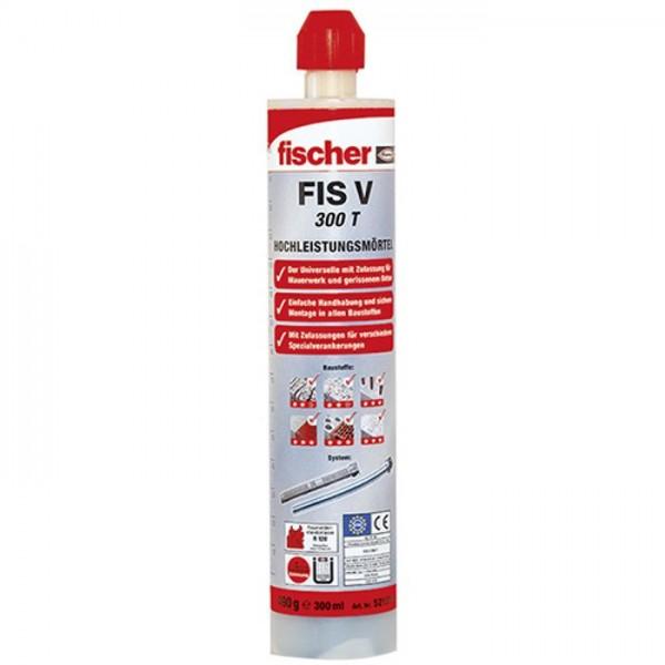 Fischer Injektionsmörtel FIS V 300 T ml + 2 Statikmischer