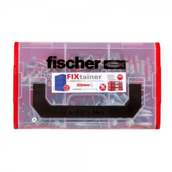 Fischer FIXtainer - DUOPOWER + Schraube 535969