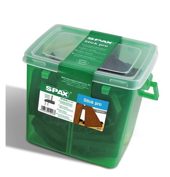 Spax Terrasse Stick pro für 1 m²