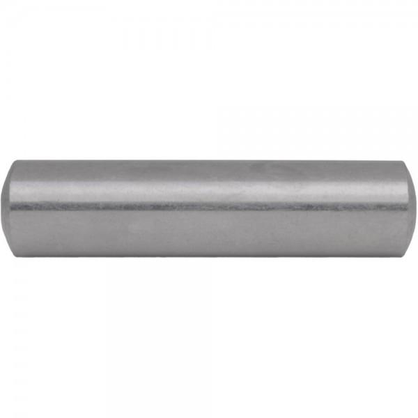 DIN 7 Zylinderstift h6 Titan Grade 2