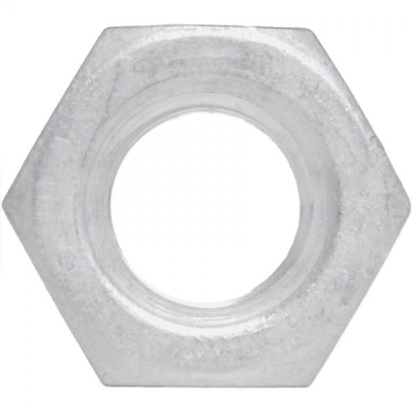 DIN 934/ISO 4032 Sechskantmutter Aluminium