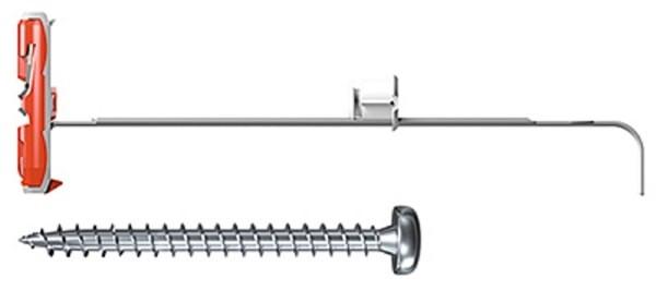 Fischer DUOTEC 12 S PH Kippdübel mit Panhead Schrauben 10 Stück