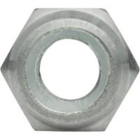 DIN 985/ISO 10511 Sechskantmutter Titan Grade 5 selbstsichernd niedrige Form