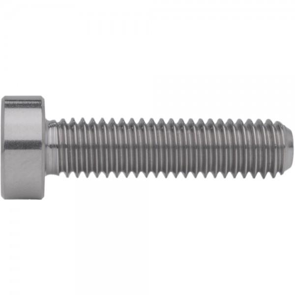 DIN 7984 Zylinderschraube Innensechskant niedriger Kopf Titan Grade 2