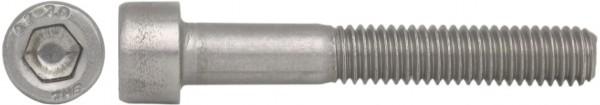 DIN 912/ISO 4762 Zylinderschraube Innensechskant Edelstahl A2