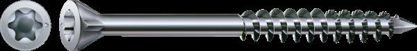 Spax für Massivholz-Fußböden, Teilgewinde, Senkkopf, WIROX, T-Star plus