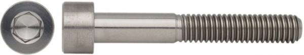 DIN 912/ISO 4762 Zylinderschraube Innensechskant Titan Grade 2