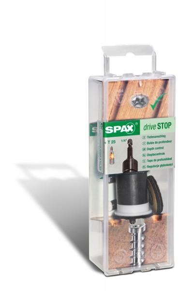 Spax Drive STOP Einschraubhülse
