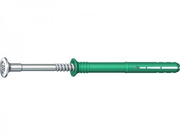 SPAX Nageldübel, Senkkopf, Typ-ND, Dübel und Nagelschraube
