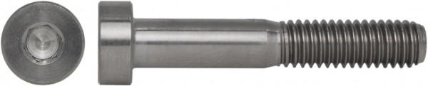 DIN 7984 Zylinderschraube Innensechskant niedriger Kopf Titan Grade 5