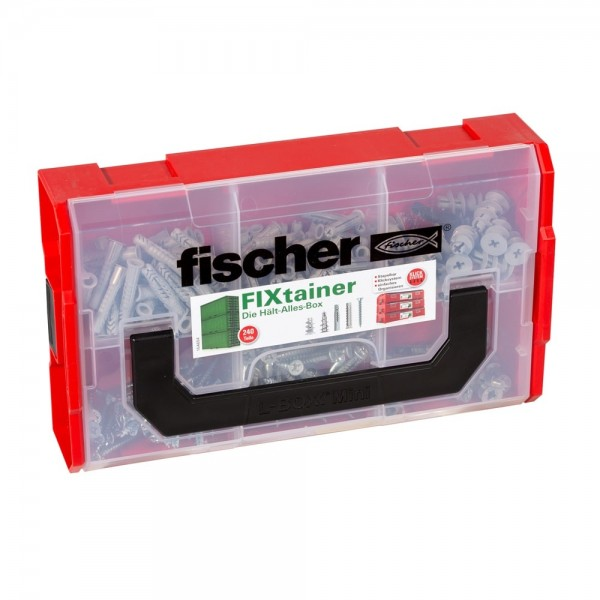 Fischer FIXtainer - Hält-Alles-Box 532893