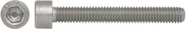 DIN 912/ISO 4762 Zylinderschraube Innensechskant Vollgewinde Edelstahl A2