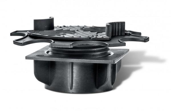 SPAX Freelift Terrassenträger 30mm, höhenverstellbar für Bodenhülsen