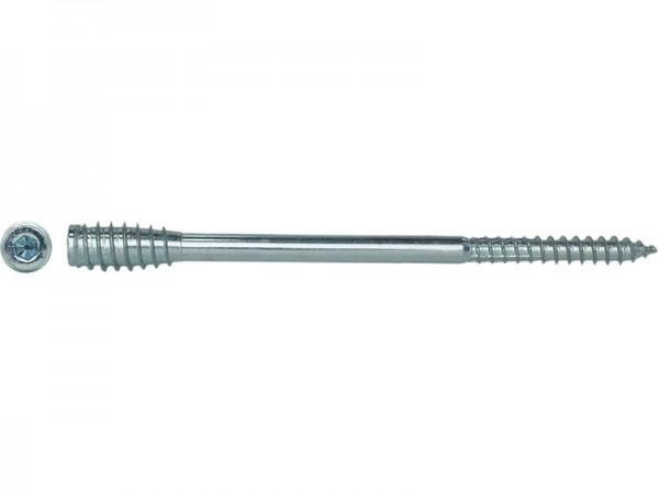 Distanzschraube Ø 6 mm mit Innensechskant, Stahl verzinkt