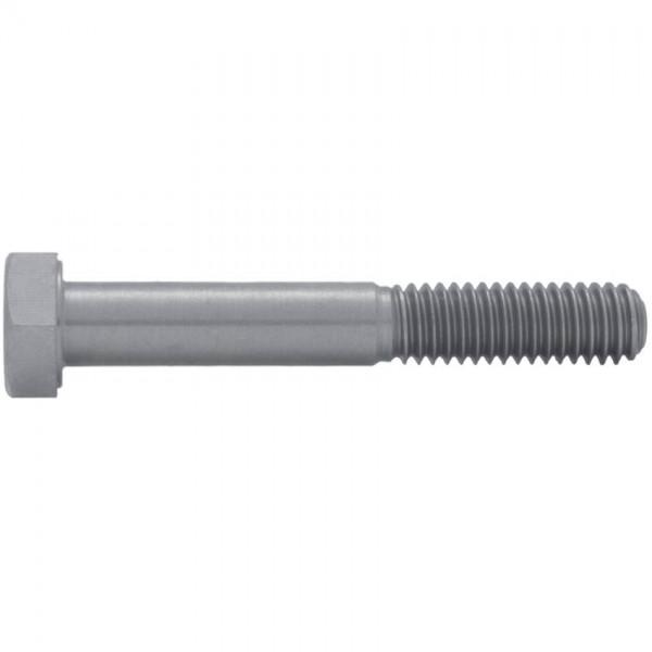 DIN 931/ISO 4014 Sechskantschraube mit Schaft Titan Grade 5