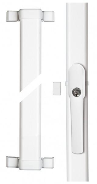 ABUS Fenster-Stangenschloss FOS550 AL0125 Weiß oder Braun