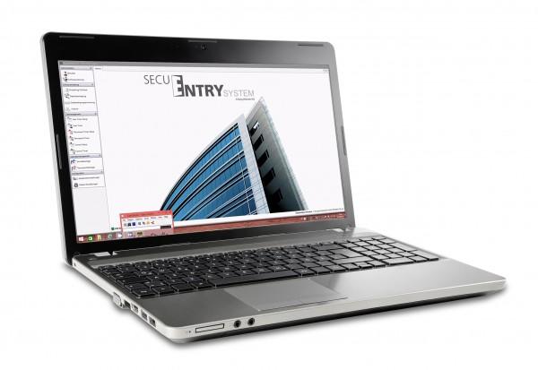 Burg-Wächter secuENTRY 5750 Software