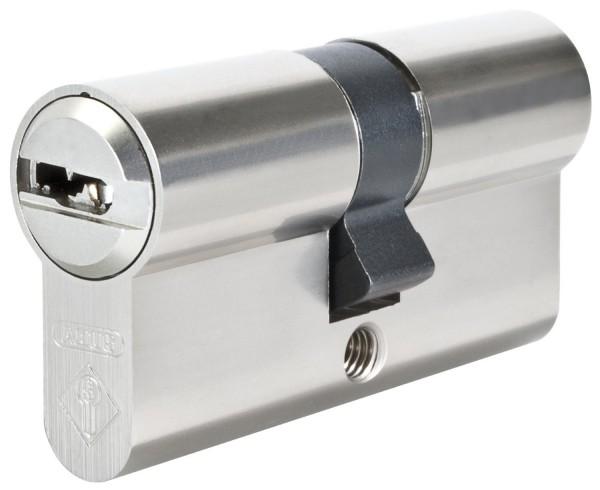 Abus Bravus 3000 Sicherheits-Schließzylinder mit Kopierschutz N+G, Bohr-und Ziehschutz BS01