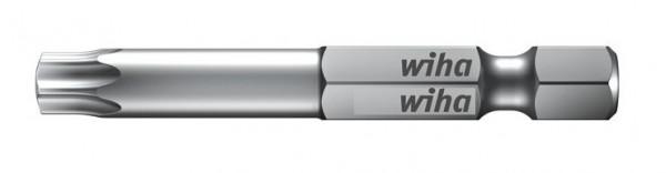 "Wiha Bit Professional, TORX Tamper Resistant (mit Bohrung) 1/4"", 50 mm"