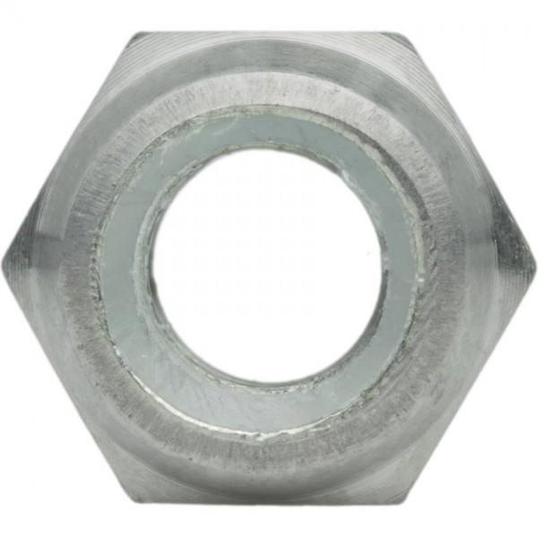 DIN 985/ISO 10511 Sechskantmutter Titan Grade 2 selbstsichernd niedrige Form